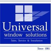 Universal Window Solutions