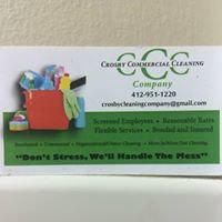 Crosby Commercial Cleaning Company