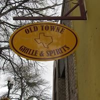 Old Towne Grille & Spirits
