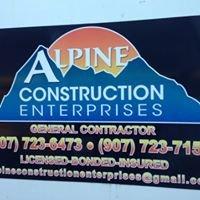 Alpine Construction Enterprises LLC