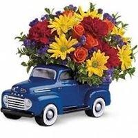 Camden Flower Shop