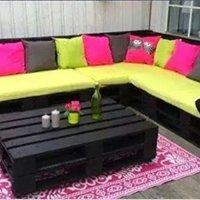 Pallet Furniture Design - Garden Route