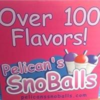 Pelican's Snoballs Wilson, NC