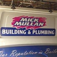 Mick Mullan Building and Plumbing