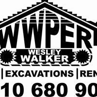 I Dig 4 U Wesley Walker Plumbing Excavations Renovations