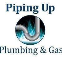 Piping Up Plumbing & Gas