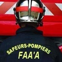 Sapeurs Pompiers Faa'a-Tahiti