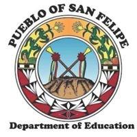 San Felipe Pueblo Department of Education