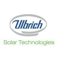 Ulbrich Solar Technologies, Inc.