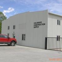 Colorado Construction Supply, LLC