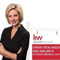 Christie Tatum Janszen, Broker Associate