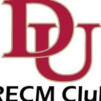 University of Denver Real Estate & Construction Management Club