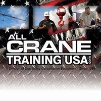 All Crane Training USA, Inc.