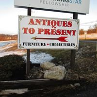 Antiques To Present