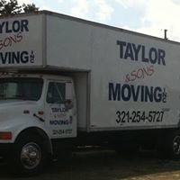 Taylor & Sons Moving & Storage, Inc.