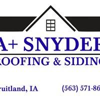 A+ Snyder Roofing LLC