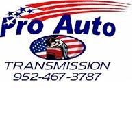 Pro Auto & Transmission Repair Inc.