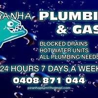 Piranha Plumbing & Gas