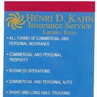Henri D. Kahn Insurance Service LLC