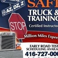 Saffron Truck & Forklift Training Academy