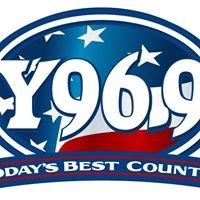 Kccy 96.9 FM