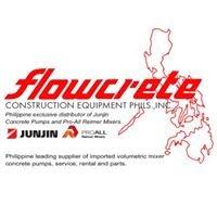 Flowcrete Construction Equipment Philippines, Inc