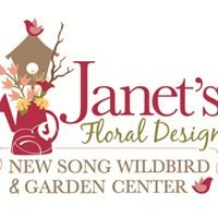 Janet's Floral Design & A New Song WildBird and Garden Center