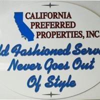 California Preferred Properties