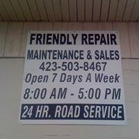 Friendly Repair Maintenance & Sales
