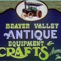 Beaver Valley Antique Equipment & Crafts Association Inc.