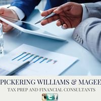 Pickering Williams & Magee Tax Prep and Financial Consultants