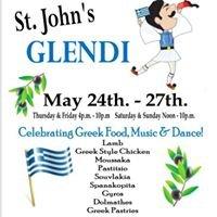 St. John's Grecian Festival Glendi