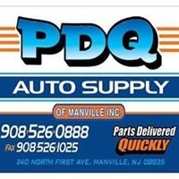 PDQ Auto Supply of Manville