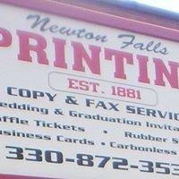 Newton Falls Printing