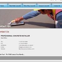 JBS Concrete Contractors