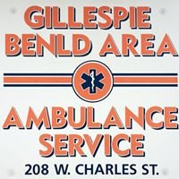 Gillespie-Benld Area Ambulance Service
