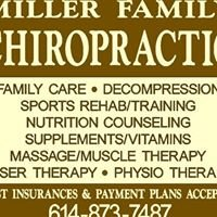 Miller Family Chiropractic and Rehabilition INC