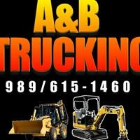A&B Trucking and Excavating