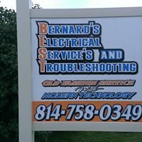 Bernards Electrical Services & Troubleshooting