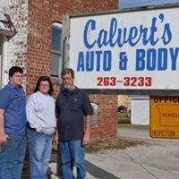 Calvert's Auto & Body, LLC