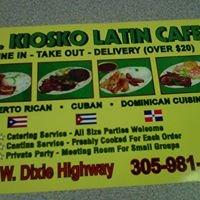 El Kiosko Latin Cafe Corp