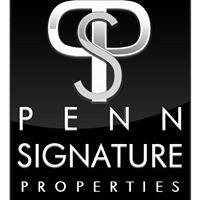 Penn Signature Properties