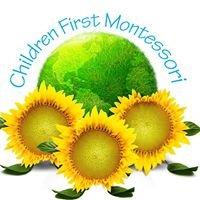 Children First Montessori