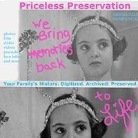 Priceless Preservation