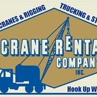 Crane Rental Company, Inc.