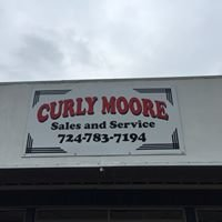 Curly Moore Sales & Service.