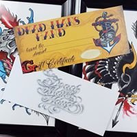 Dead Mans Hand Custom Tattoo And Body Piercing