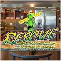 Rescue Construction and Restoration LLC