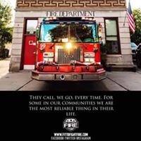 Utica Volunteer Fire Department and 1st Responders