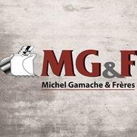 Michel Gamache & Frères / MGF/ Forage Dynamitage Côte Sud / FDCS